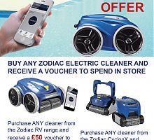 Zodiac Pool Cleaner Offer